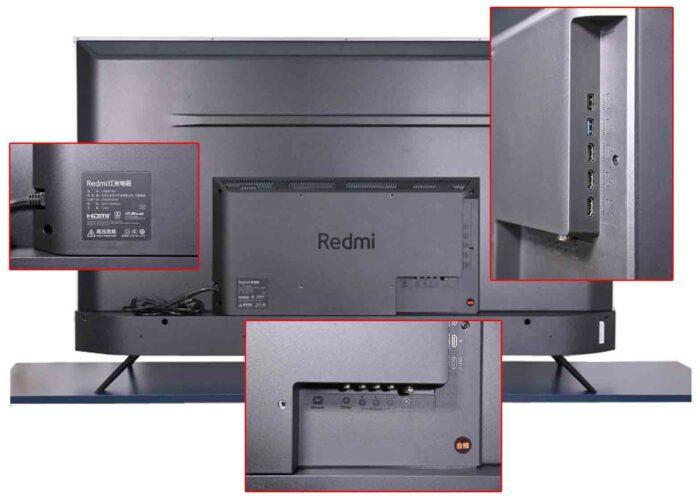 Redmi Smart TV X интерфейсы