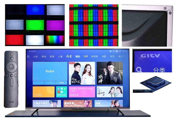 Redmi Smart TV X вид