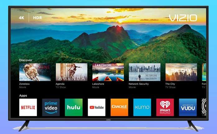 Телевизоры Vizio 2020 года
