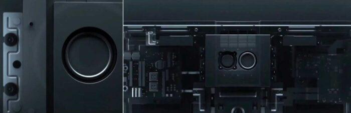 "Xiaomi Mi TV Lux 65"" саундбар"