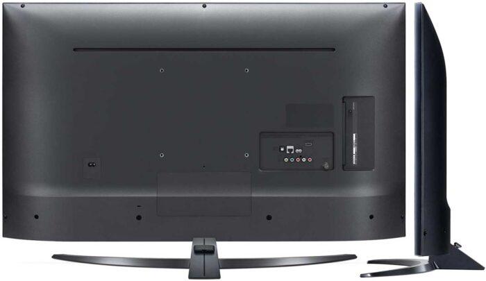 LG 50NANO796 дизайн