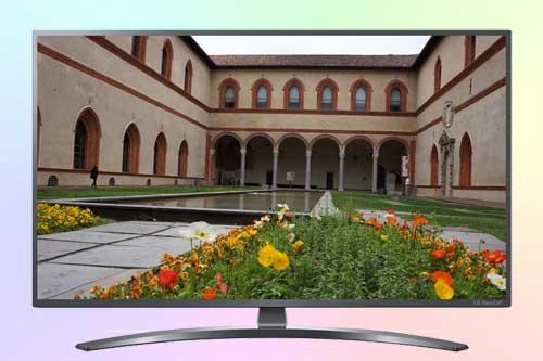 LG 50NANO796NF - NanoCell HDR 4K по бюджетной цене