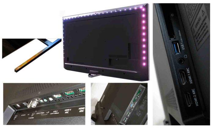 Philips PUS8505 интерфейсы