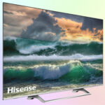 Hisense H50A6140 бюджетный 4К телевизор