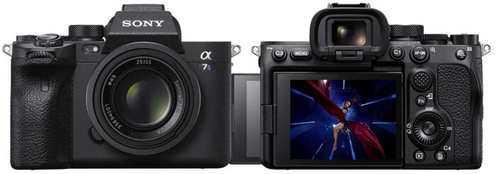 Sony A7S III - дизайн