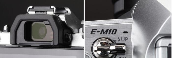 Olympus OM-D E-M10 Mark IV - обзор