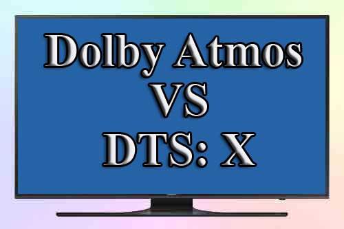 Звук DTS: X или Dolby Atmos что лучше?