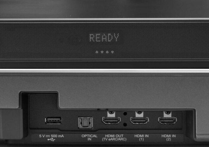 LG SN11R интерфейсы