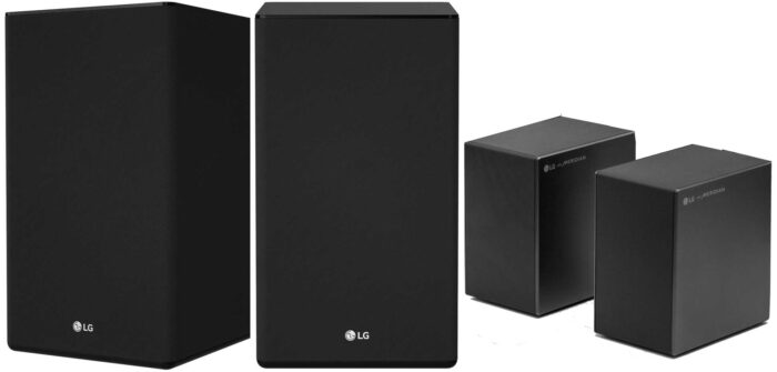 LG SN11R обзор