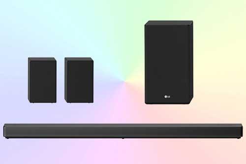 LG SN11R - флагманский саундбар 2020 года