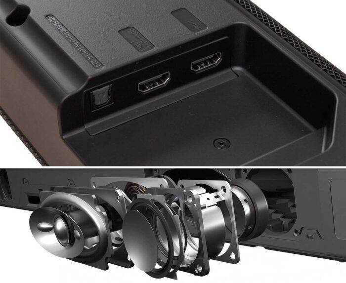 Samsung HW-Q60T интерфейсы