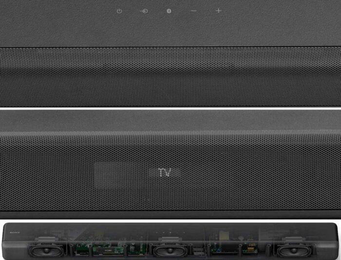 Sony HT-G700 дизайн