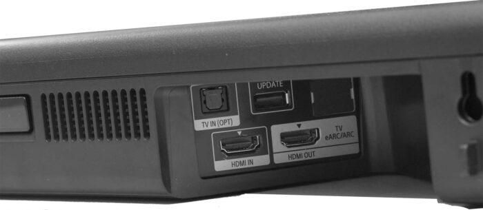 Sony HT-G700 интерфейсы