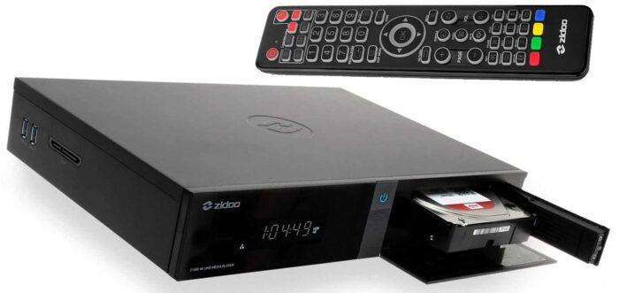 Zidoo Z1000 Pro дизайн