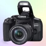 Canon EOS 850D зеркальный фотоаппарат 4К начального уровня
