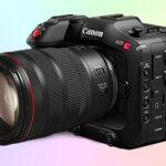 Canon EOS C70 видеокамера 4K Cinema 120p