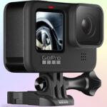 GoPro Hero 9 Black экшн-камера с фронтальным экраном