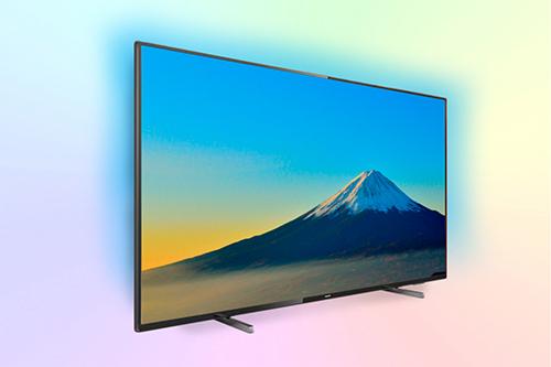 Philips 43PUS7805 4К телевизор 2020 начального уровня с Ambilight