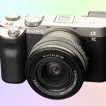 Sony Alpha ILCE-7C компактный полнокадровый фотоаппарат 4К