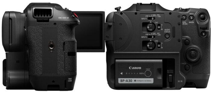 Canon EOS C70 - обзор