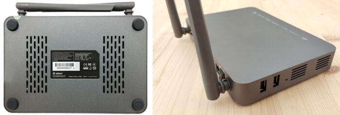 Zidoo Z9X - обзор