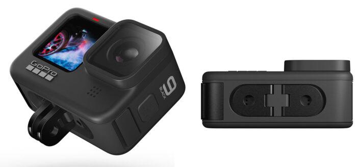 GoPro Hero 9 Black - крепление