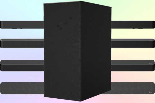 LG SN9Y - саундбар со звуком 5.1.2 2020 года