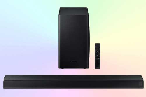 Samsung HW-T650 - саундбар со звуком 3.1