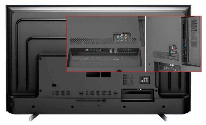 Philips PUS7505 интерфейсы