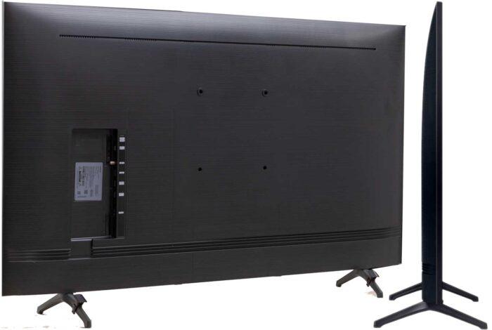 Samsung UE55TU7090U дизайн