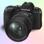 Fujifilm X-S10 компактный фотоаппарат среднего класса