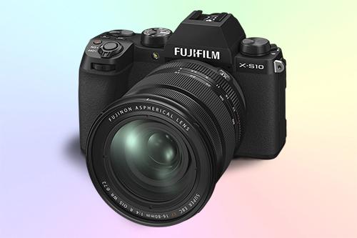 Fujifilm X-S10 компактный беззеркальный фотоаппарат среднего класса