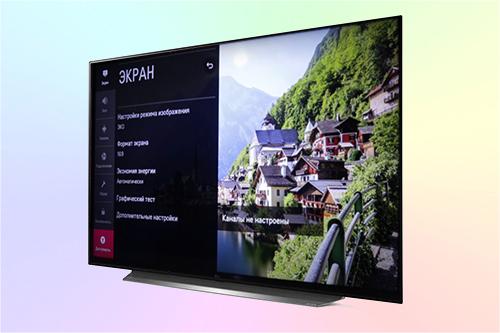 Как настроить телевизор LG 4K