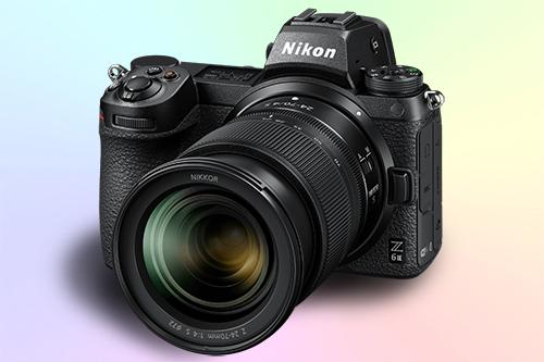 Nikon Z6 II универсальный фотоаппарат с 4K 60p
