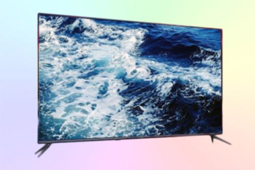 Realme Smart TV SLED 55 4K первый телевизор с подсветкой SLED