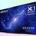 Sony KD-48A9 лучший 4К телевизор с небольшой диагональю