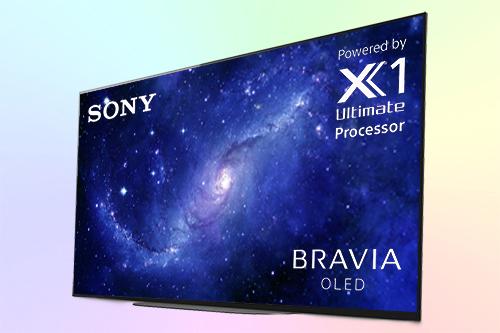 Sony OLED KD-48A9 лучший 4К телевизор с небольшой диагональю