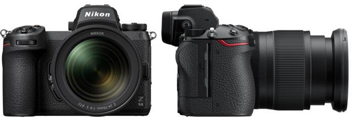 Nikon Z6 II - дизайн
