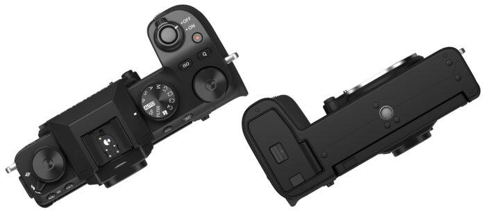 Fujifilm X-S10 - обзор