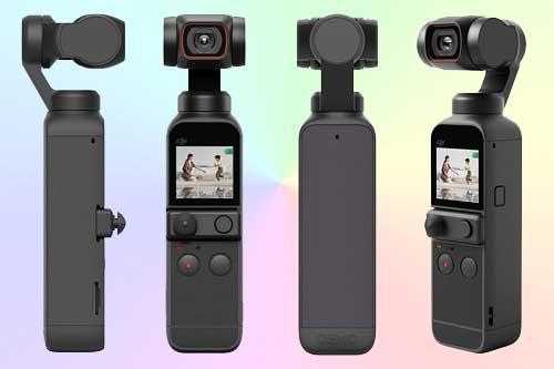Видеокамера DJI Pocket 2 и ее отличия от DJI OSMO Pocket