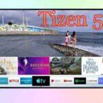 Tizen 5.5 Smart TV и ее отличия от Tizen 5.0