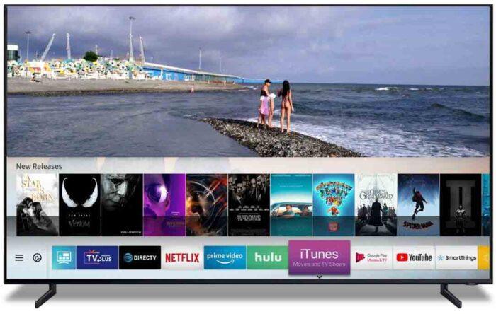 Samsung Tizen 5.5 настройка