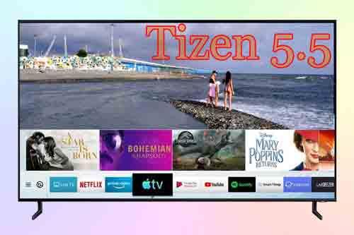 Samsung Tizen 5.5 обзор