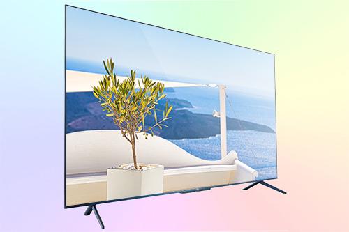 TCL 55C717 4K QLED телевизор 50 Гц
