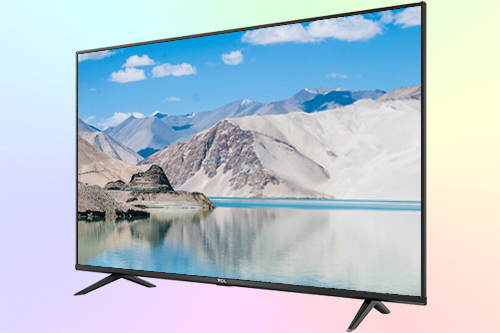 TCL 55P615 бюджетный телевизор 4K HDR 2020