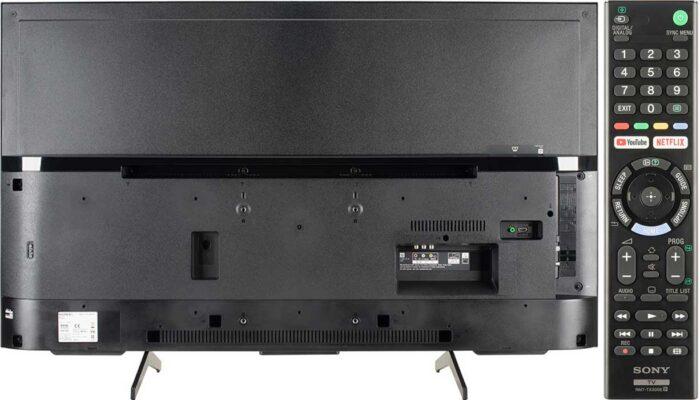 Sony KD-55X7055 дизайн