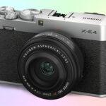 Обзор Fujifilm X-E4 — самой маленькой камеры серии X