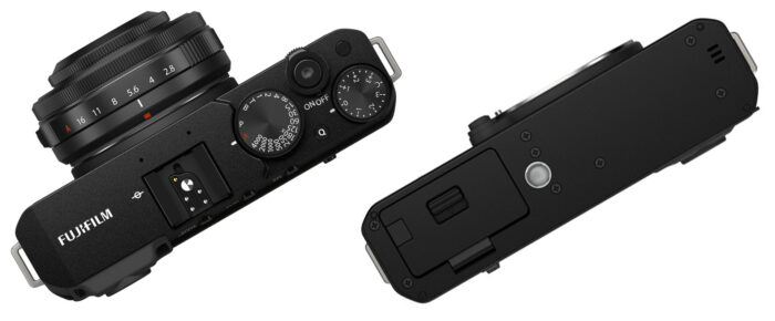 Fujifilm X-E4 - обзор