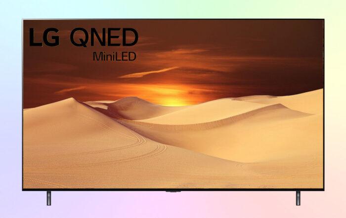 Модельный ряд ТВ LG 2021 - QNED