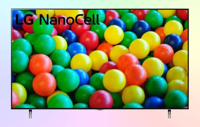 Модельный ряд ТВ LG 2021 - NanoCell